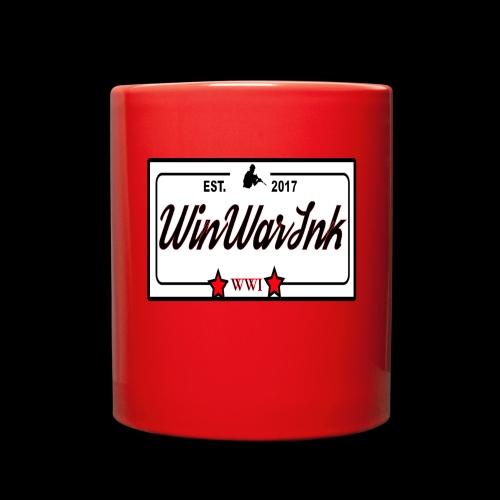 WINWAR - Full Color Mug