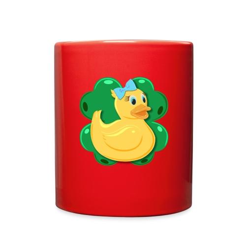 LuckyDuckyLogo - Full Color Mug