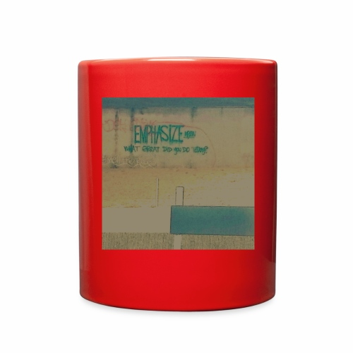 Emphasize - Full Color Mug