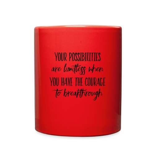 Limitless Possibilities - Full Color Mug