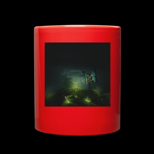 A Rest On Firefly Path - Full Color Mug