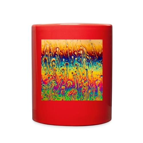 Trippy 3d Design - Full Color Mug
