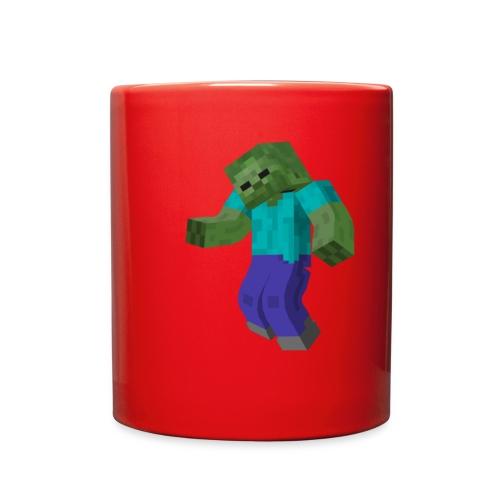 Mine-craft animation to go - Full Color Mug