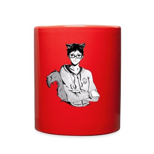 Chuki the Wolf Fanart - Full Color Mug