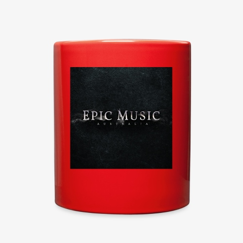 Epic Music Australia Logo - Full Color Mug