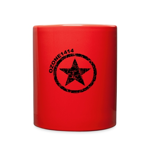ozonestarblack - Full Color Mug