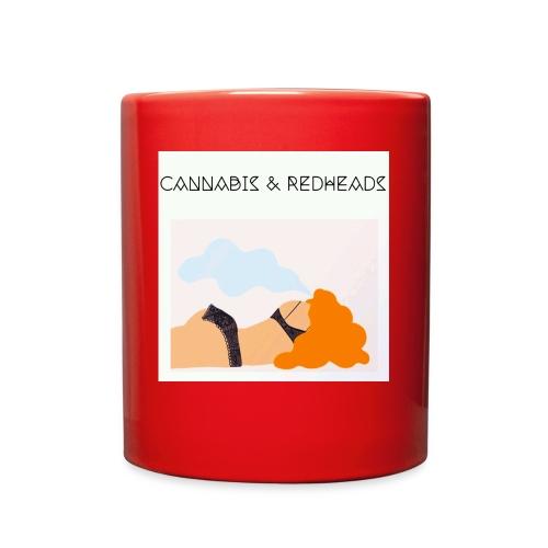 Cannabis & Redheads 2 - Full Color Mug