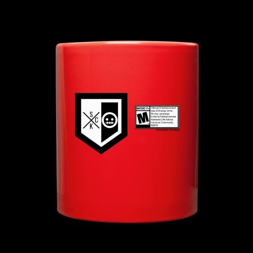 T shirt ScKFred ESRB - Full Color Mug