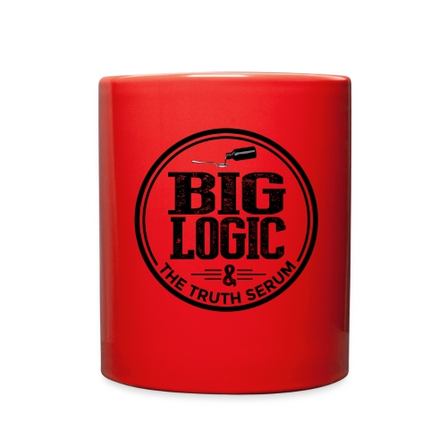 Big Logic & The Truth Serum Accessories - Full Color Mug