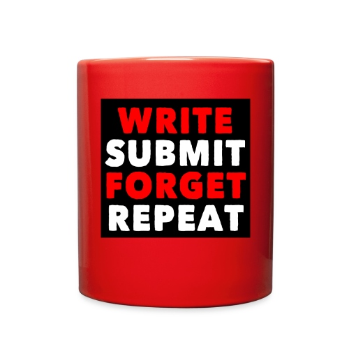 Write Submit Forget Repeat (Accessories) - Full Color Mug
