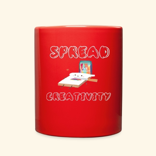 Spreading Creativity - Full Color Mug