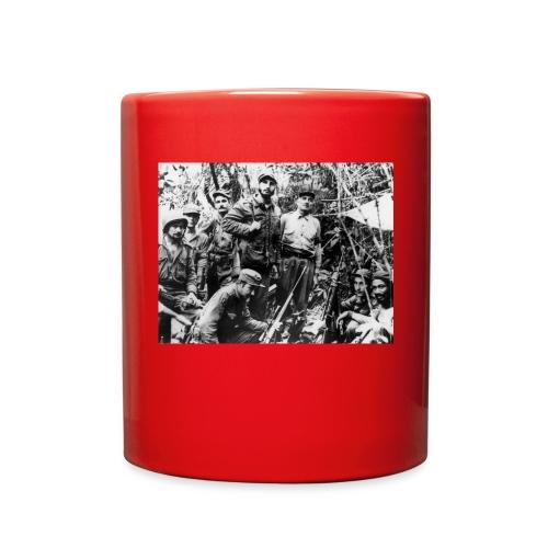Viva Fidel ~ Soldier - Full Color Mug