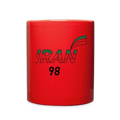 Iran's France 98 20th Anniversary Tee - Full Color Mug