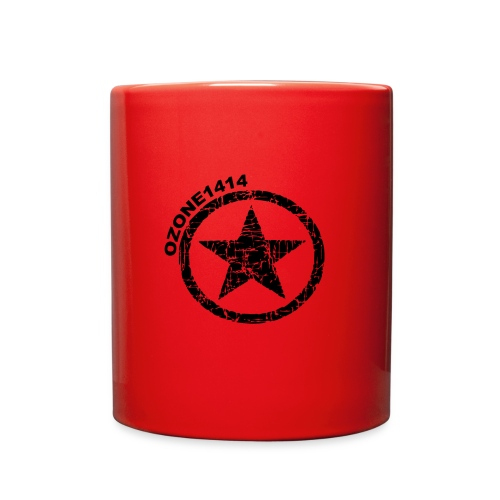 ozonestarblack - Full Color Mug