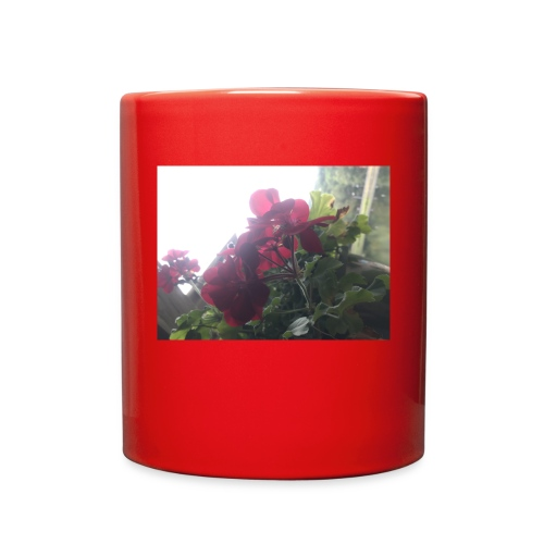 Flower mug - Full Color Mug