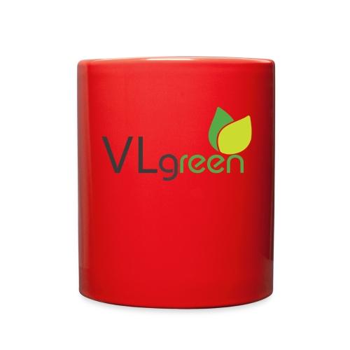 VLgreen Transparent - Full Color Mug