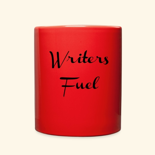 Writers Fuel - Gifts for Writers Authors Creatives - Full Color Mug