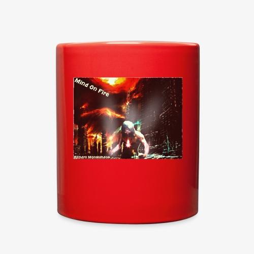 Mind On Fire - Full Color Mug