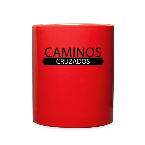 Caminos Cruzados logo básico - Full Color Mug