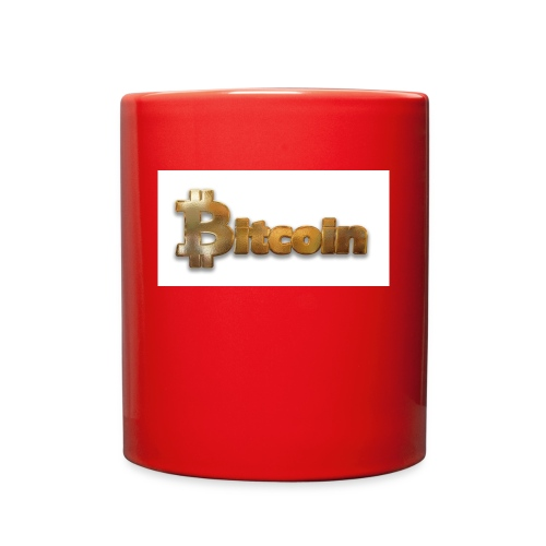 Bitcoin WRD - Full Color Mug