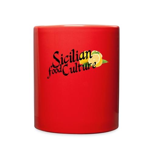 Sicilian Food Culture - Full Color Mug