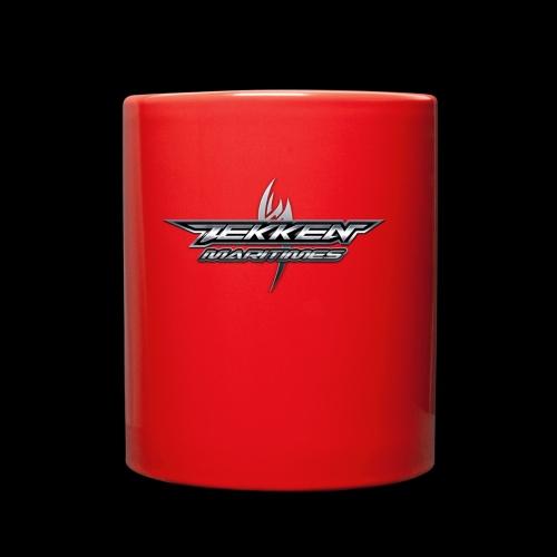 Tekken Maritimes Logo transparent - Full Color Mug