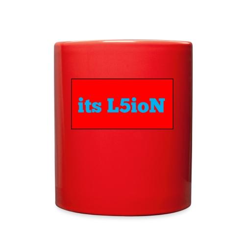 its L5ioN stuff - Full Color Mug