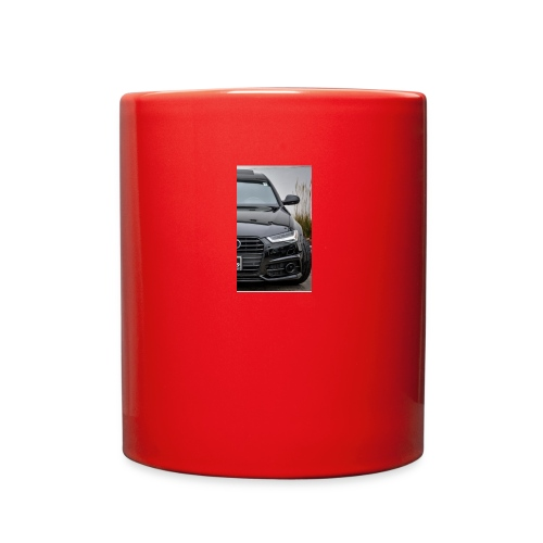 Audi guy - Full Color Mug