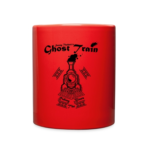 SonnyTackett'sGhostTrain - Full Color Mug