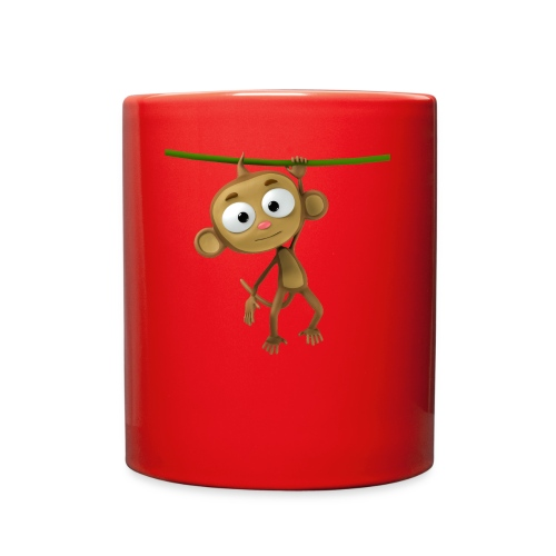 Monkey Swing - Full Color Mug