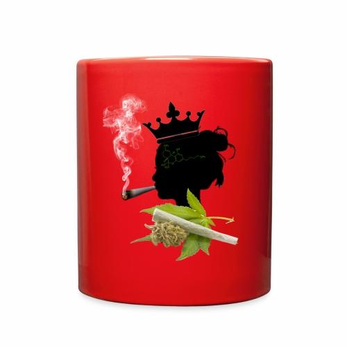 Blunt Queen - Full Color Mug