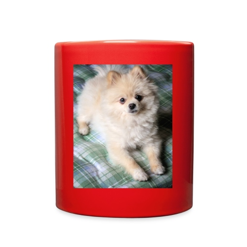 Munu dog - Full Color Mug