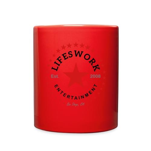 Lifeswork Entertainment - Full Color Mug