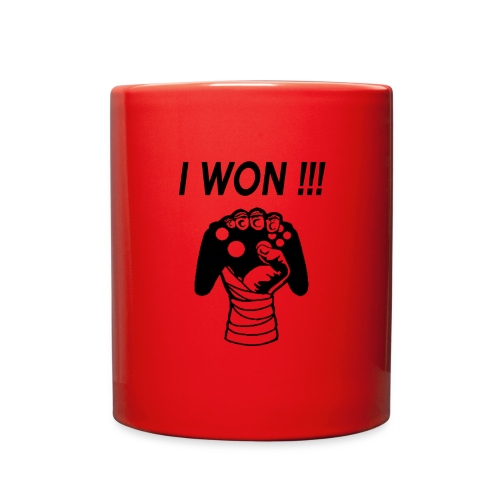 I WON - Full Color Mug