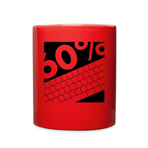 60PercentSquare - Full Color Mug