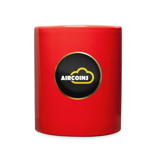 Aircoins Coin 1 - Full Color Mug