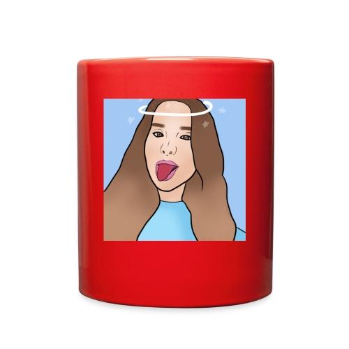 Annie Halo design - Full Color Mug