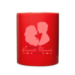 Romance in moments - Full Color Mug
