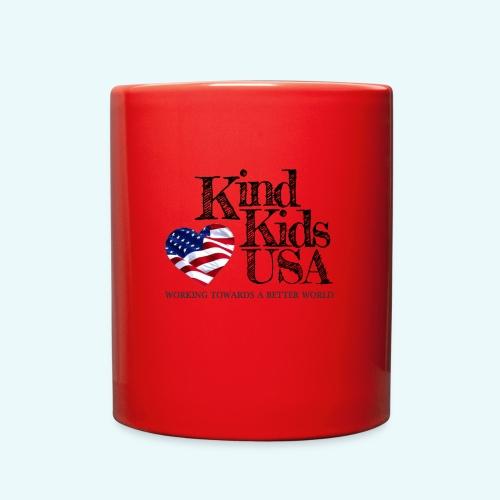 Kind Kids USA - Full Color Mug