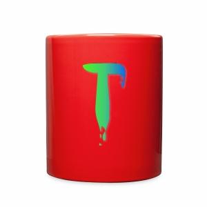 Colored Tlicker Logo - Full Color Mug