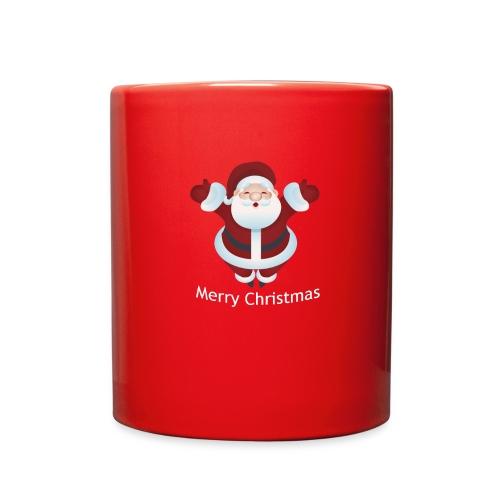 Santa Design - Full Color Mug