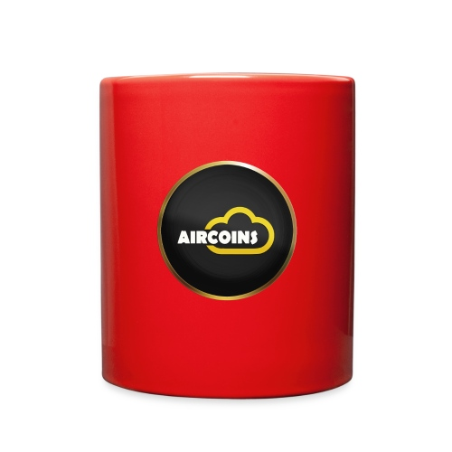 Aircoins Coin 1 - Full Color Mug