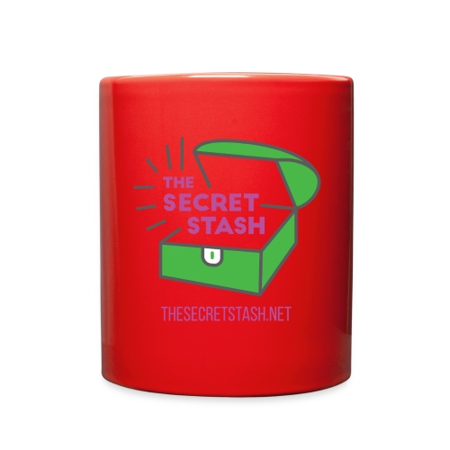 The Secret Stash - Full Color Mug