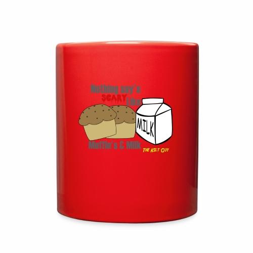 muffins & milk accessories - Full Color Mug