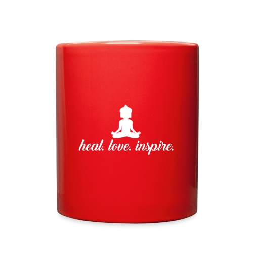 heal. love. inspire. - Full Color Mug