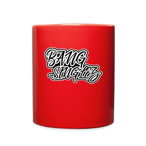 Bang Graffiti - Full Color Mug