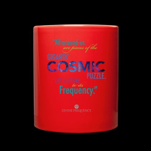 Cosmic Puzzle Mug - Full Color Mug
