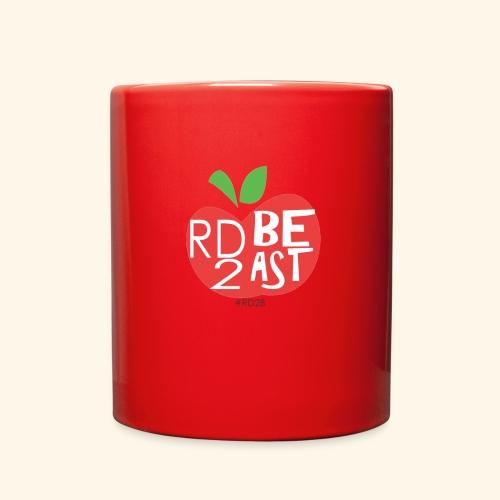 RD2BEAST apple - Full Color Mug