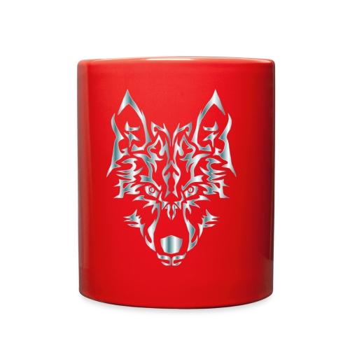 wolf - Full Color Mug