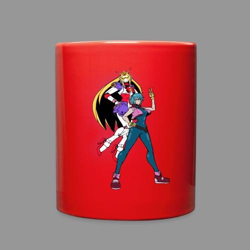 Allenby and Nobel Gundam - Full Color Mug